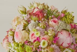 Blumen-Brautstrauss