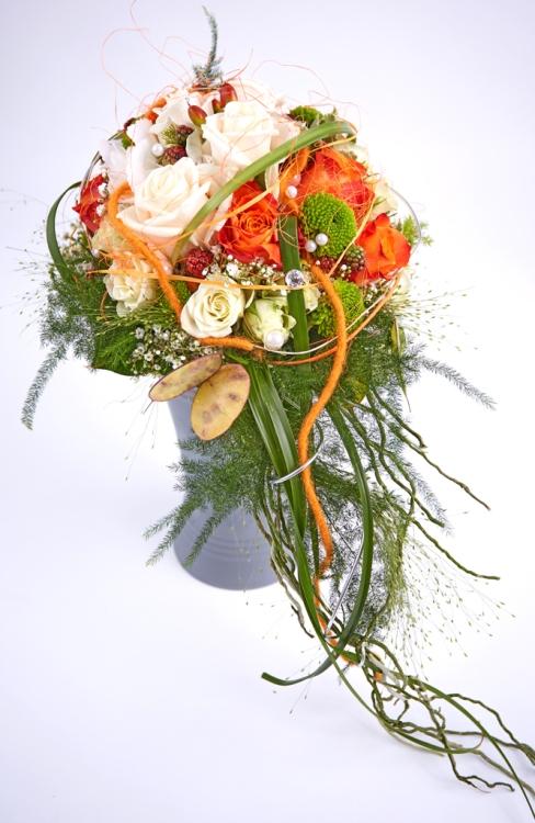 Brautstrauss-vorne